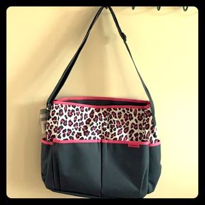 NWT Carter's Diaper Bag
